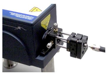 Optical Assemblies for QCL Coupling into Hollow Fiber