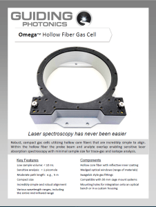 The Omega Gas Cell